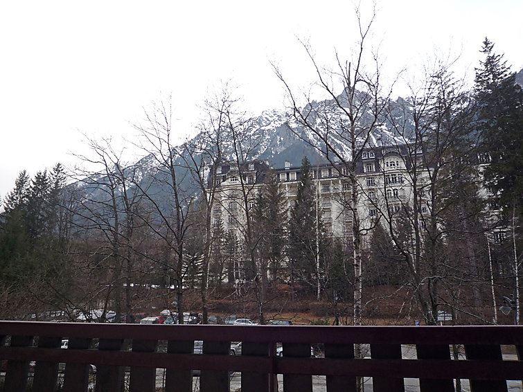 Lägenhet på Le Concordia Chamonix