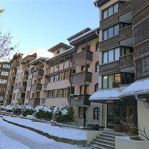 Lägenhet med 2 rum på Jonquilles Chamonix
