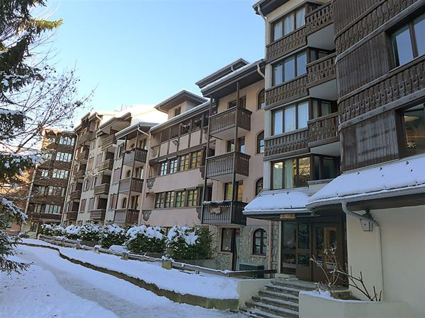 Lägenhet för upp till 4 personer med 2 rum på Jonquilles - Chamonix