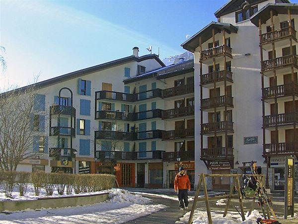 Lägenhet på La Balme Chamonix