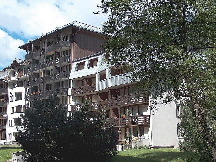 Lägenhet på Le Grépon Chamonix
