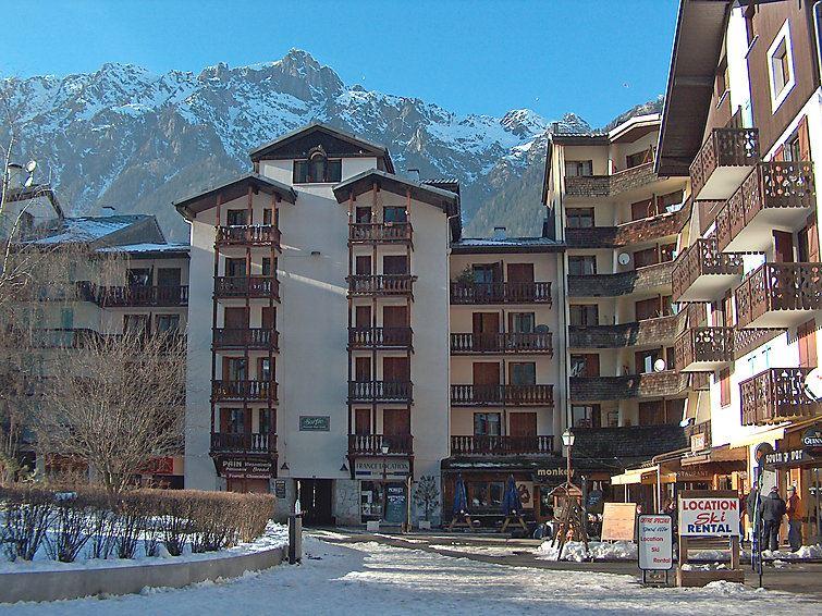 Lägenhet för upp till 2 personer med 1 rum på La Forclaz - Chamonix