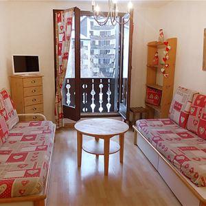 Lägenhet med 1 rum på Iris Chamonix