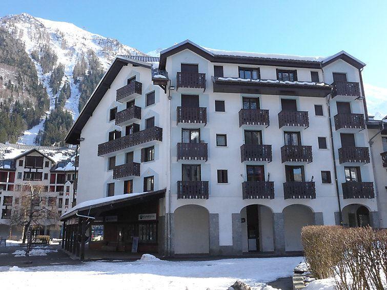 Lägenhet för upp till 2 personer med 1 rum på Iris - Chamonix