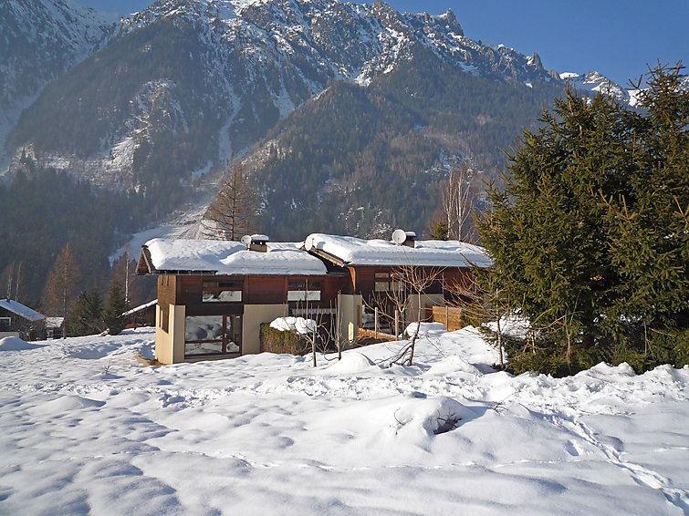 Lägenhet i radhus för upp till 4 personer med 3 rum på Les Pelarnys - Chamonix