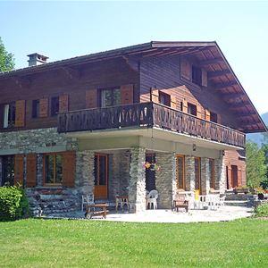 Chalet med 7 rum på Evolène Chamonix