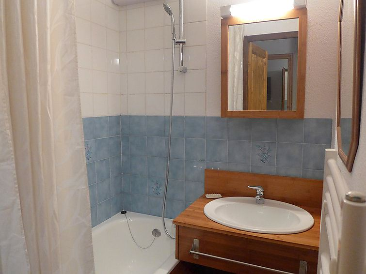 Lägenhet med 1 rum på Les Chamois Chamoix