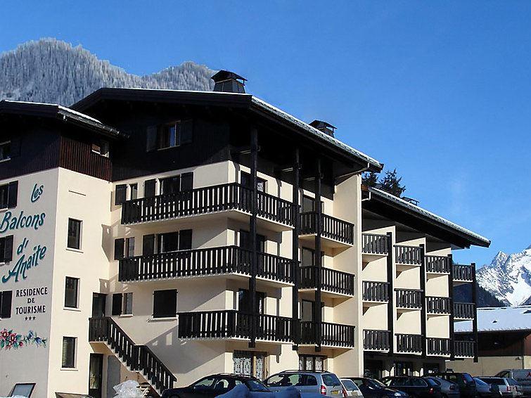 Lägenhet för upp till 10 personer med 5 rum på Les Balcons d'Anaite - Les Houches