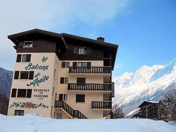 Lägenhet på Les Balcons d'Anaite Chamonix