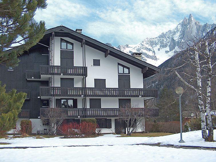 Lägenhet för upp till 2 peroner med 1 rum för 2 personer - Chamonix