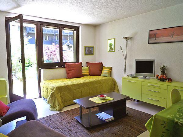 Leilighet med 2 rum för 4 personer Chamonix