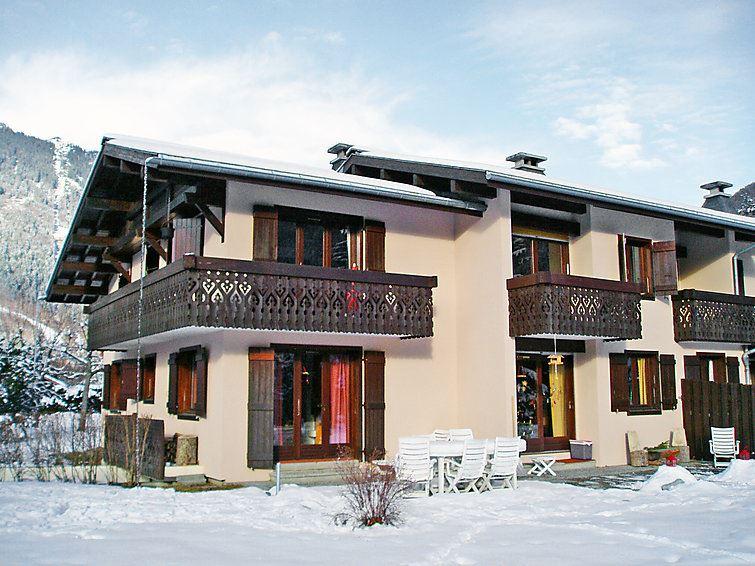 Lägehet för upp till 6 personer med 4 rum på Les Liarets - Chamonix