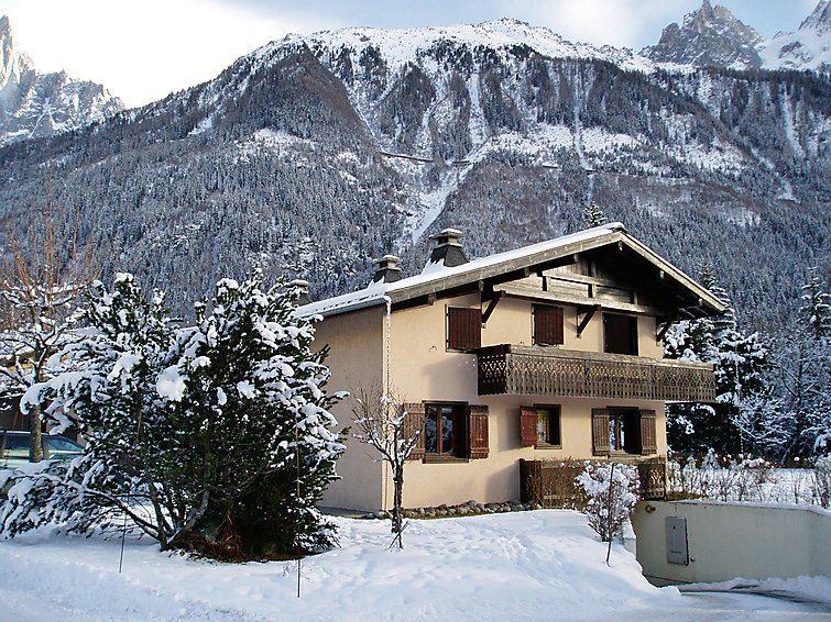 Lägehet med 4 rum på Les Liarets Chamonix