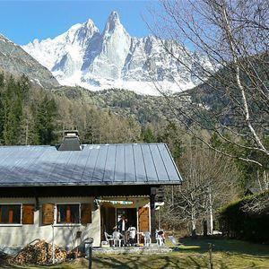 Chalet med 6 rum på Maurel Chamonix