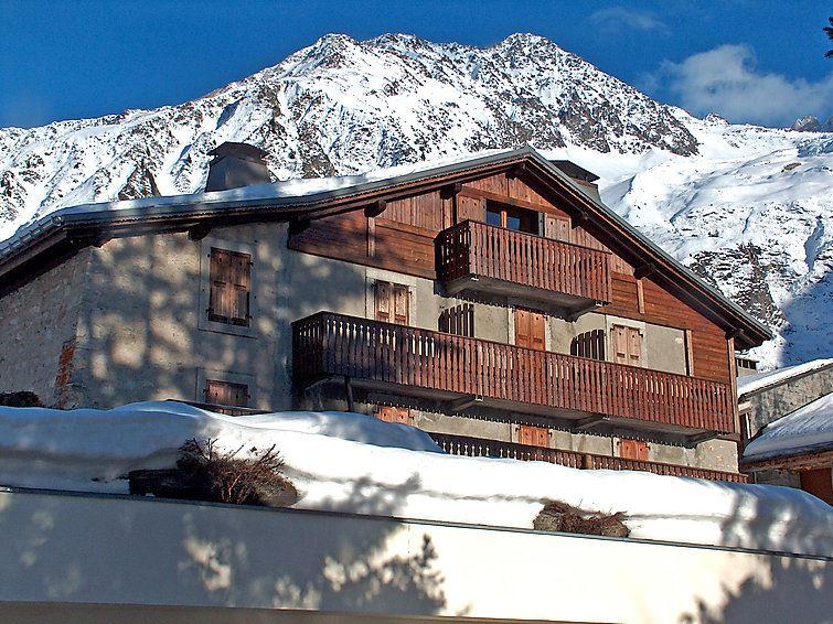 Lägenhet med 3 rum på Chalet Le Tour Chamonix