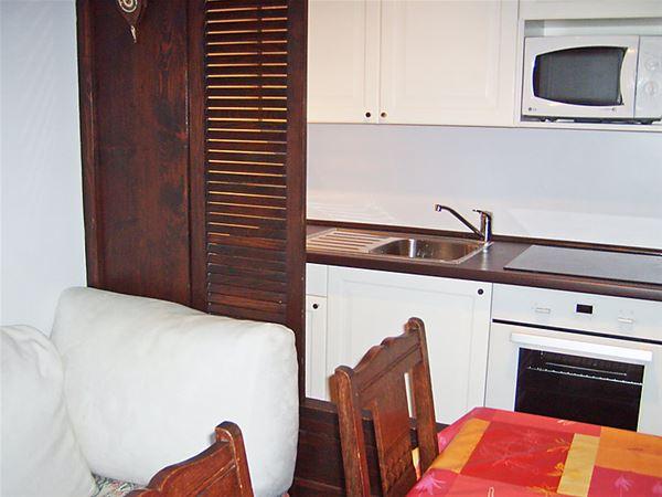 Lägenhet på Grand Roc Argentière