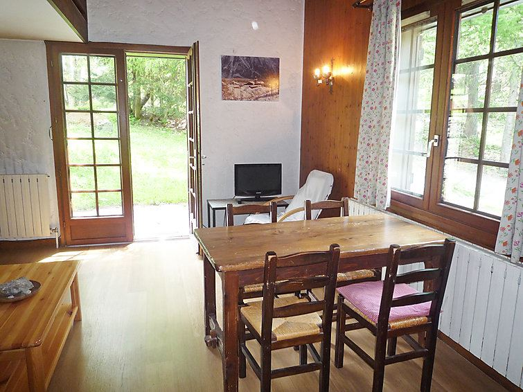 Lägenhet med 1 rum på Les Cluz Argentière