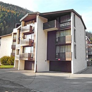 Lägenhet med 1 rum på Lognan Argentière