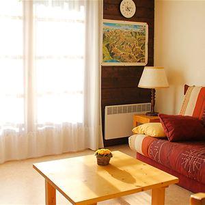Lägenhet med 2 rum på Tovassière A et B Châtel