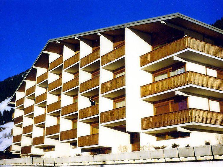 Lägenhet med 1 rum på La Résidence - Châtel