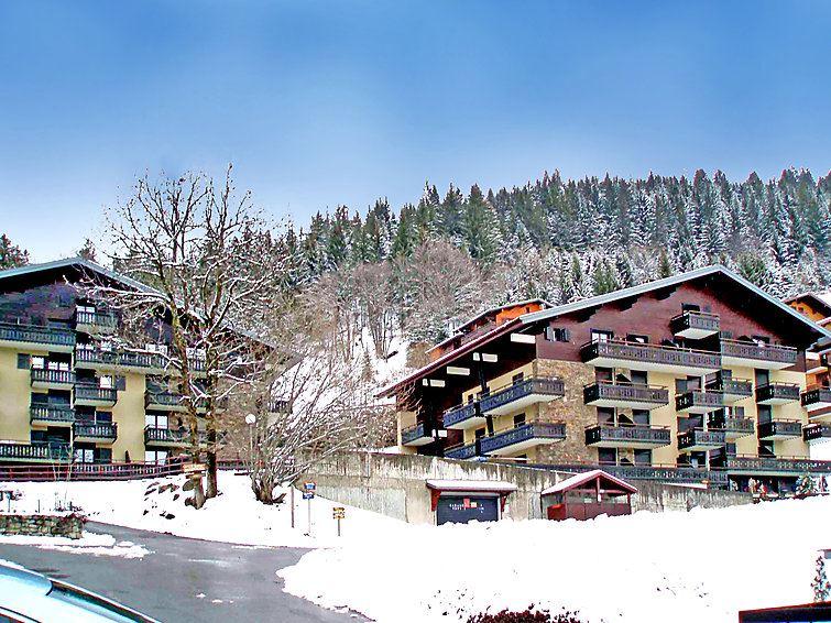 Lägenhet för upp till 2 personer med 1 rum på Yeti 1-2-3-4-5-6 - Châtel