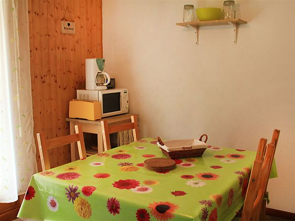 Lägenhet med 1 rum på L'Orchidée Châtel