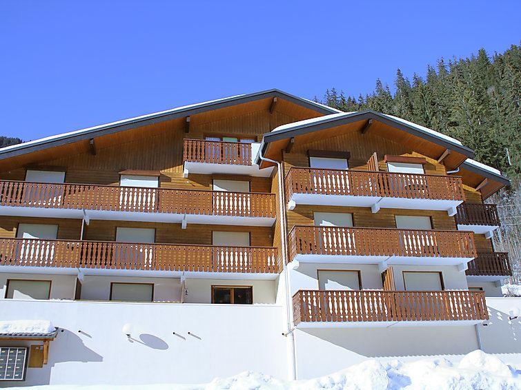 Lägenhet för upp till 4 personer med 1 rum på Amaryllis - Châtel