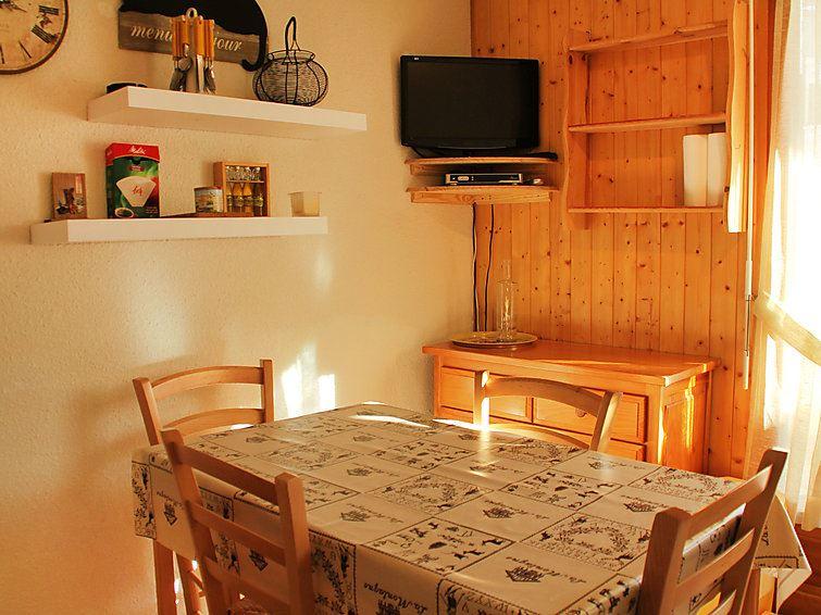 Lägenhet med 1 rum på Azalée Châtel