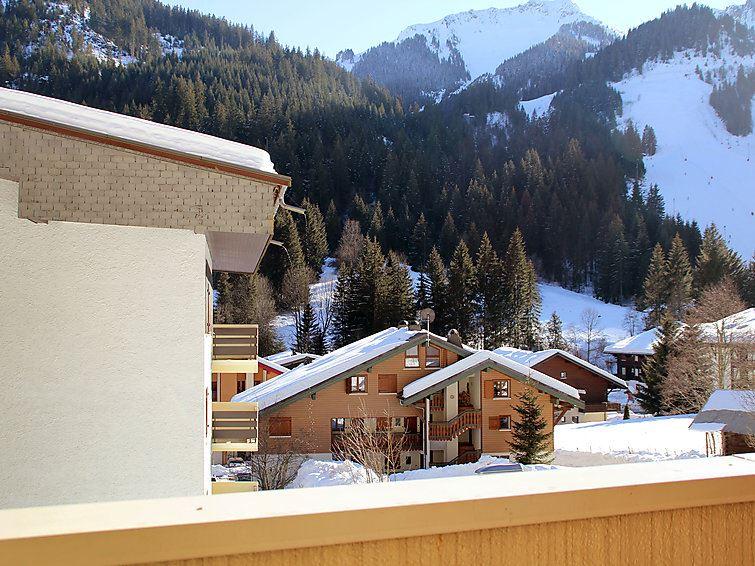 Lägenhet för upp till 4 personer med 1 rum på Azalée - Châtel