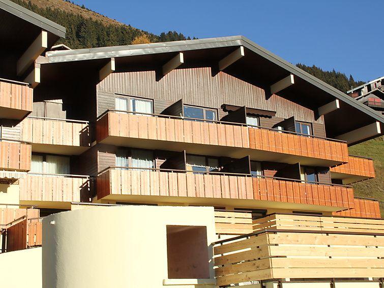 Lägenhet med 2 rum på Hameau des 4 saisons Châtel