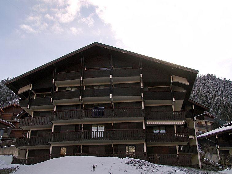 Lägenhet för upp till 4 personer med 1 rum på Le Corina - Châtel