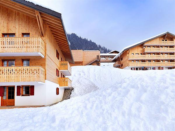Lägenhet för upp till 6 personer med 2 rum på Le Grand Lodge - Châtel
