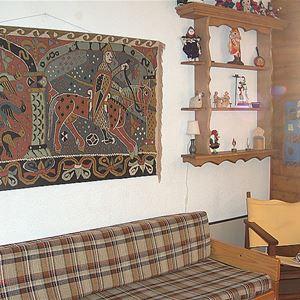 Lägenhet på Chalet du Loy L'Oy