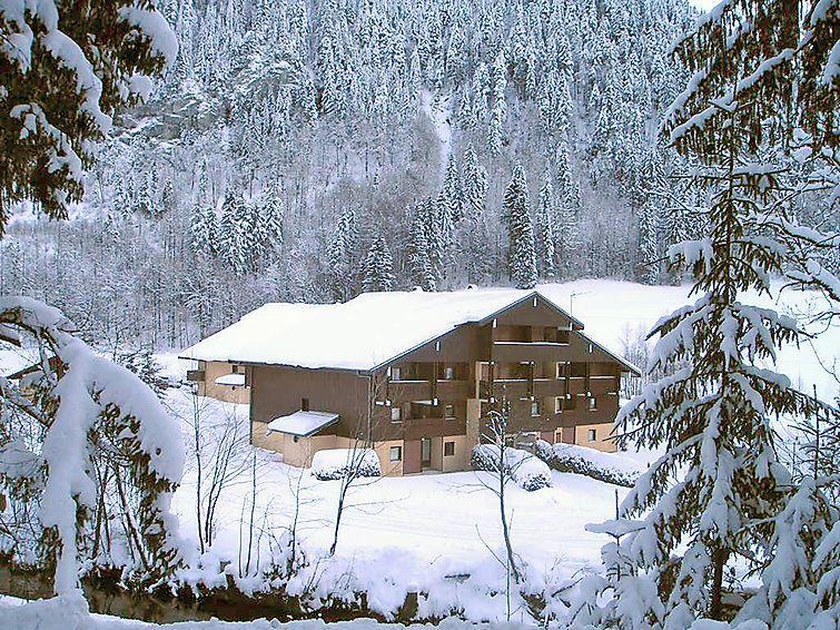 Lägenhet för upp till 4 personer med 1 rum på Les Campanules I, II, III - Abondance