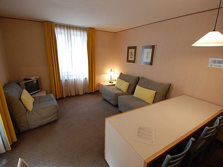 Lägenhet för upp till 3 personer med 1 rum på Residence Universo - Courmayeur/Pre Saint Didier