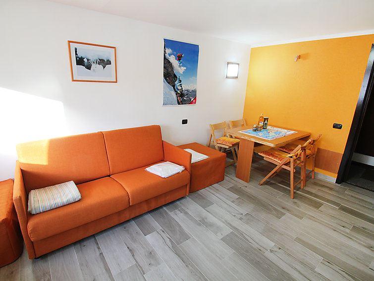 Lägenhet för upp till 4 personer med 1 rum på Cervinia - Cervinia