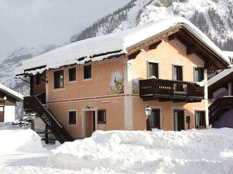 Lägenhet för upp til 6 personer med 3 rum på Chalet Living - Livigno