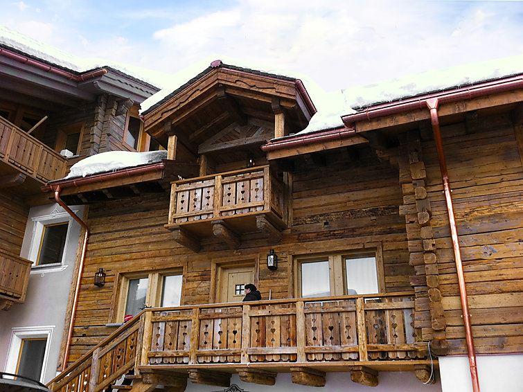Lägenhet för upp till 4 personer med 2 rum på Chalet Picchio - Livigno