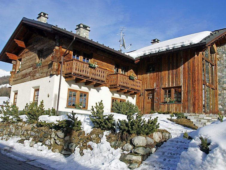 Lägenhet för upp till 2 personer med 1 rum på Chalet Elisabetta - Livigno