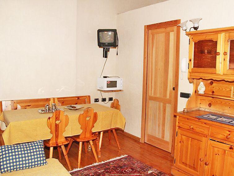 Lägenhet för upp till 4 personer med 2 rum på Chalet Elisabetta - Livigno