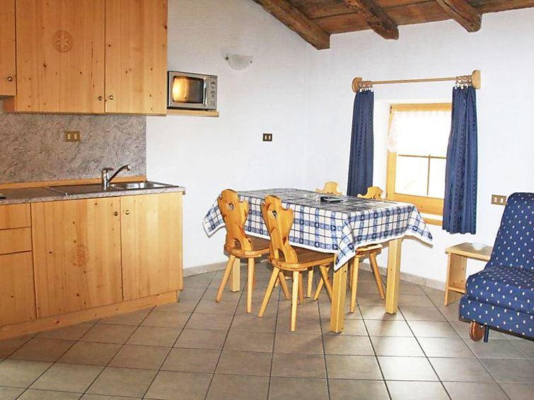 Lägenhet for upp till 6 personer med 3 rum på Livigno Ski Apartments - Livigno