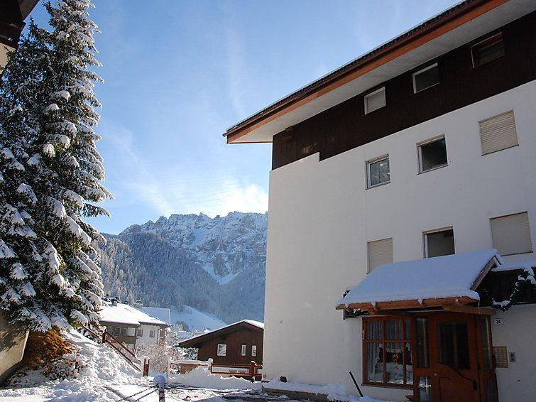 Lägenhet för upp till 4 personer med 2 rum på Residens Cisles  - Val Gardena
