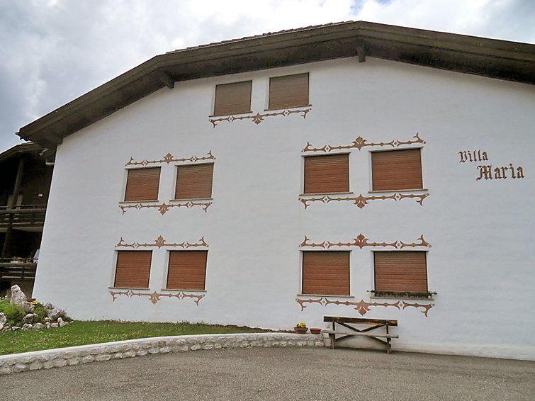 Lägenhet för upp till 8 personer med 4 rum på Villa Maria  - Santa Cristina