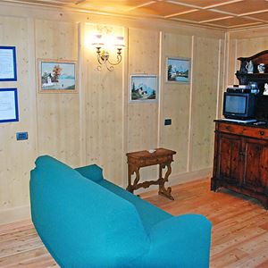 Lägenhet för upp till 3 personer med 2 rum på Cesa Galaldriel - Canazei