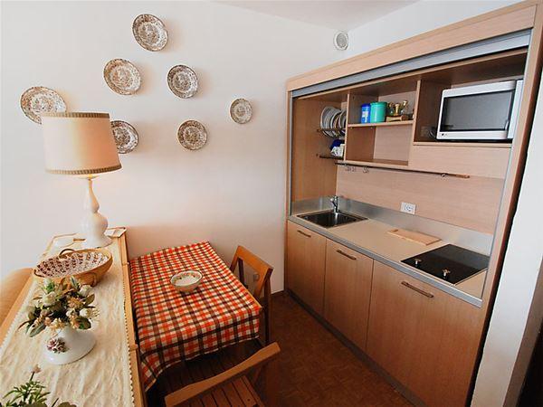 Lägenhet för upp till 2 personer med 1 rum på Solaria - Mazzin