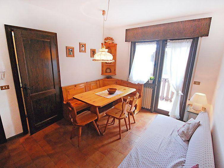 Lägenhet för upp till 5 personer med 3 rum på Des Alpes - Canazei