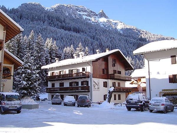 Lägenhet för upp till 4 personer med 2 rum på Canazei Ski Apartments - Canazei
