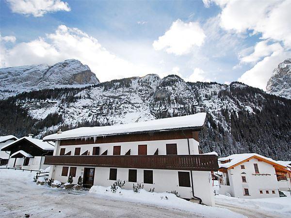 Lägenhet för upp till 5 personer med 3 rum på Penia 2 - Canazei
