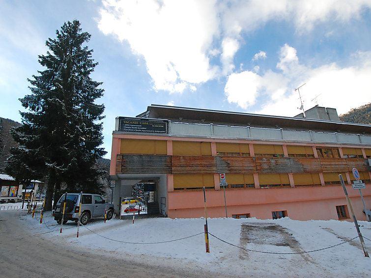 Lägenhet för upp till 5 personer med 2 rum på Via Degli Impianti  - Mezzana