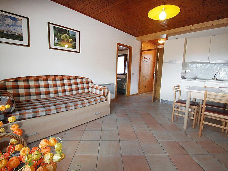 Residens via Degli Impianti, Lägenhet, Madonna di Campiglio
